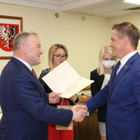 XXVI sesja Rady Powiatu w Płocku