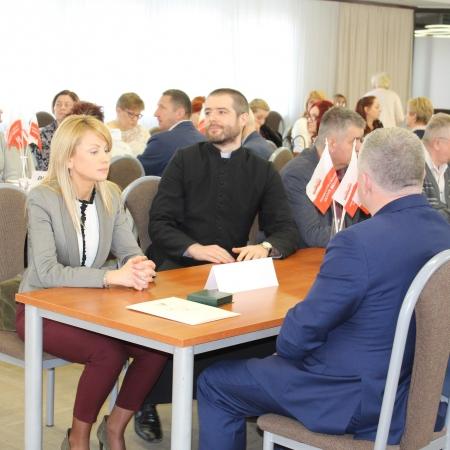 Sprawozdawcze Zebranie Delegatów Sekcji Oświaty i Wychowania NSZZ