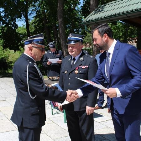 W ub.r. ruszył program pilotażowy Starostwa Powiatowego w Płocku, którego celem jest wspieranie OSP