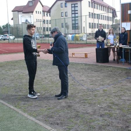 Turniej Piłki Nożnej o Puchar Starosty Płockiego