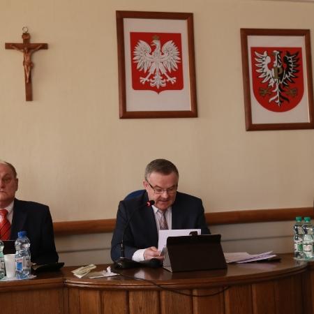 Marcowa sesja Rady Powiatu w Płocku