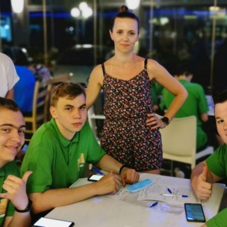 Uczniowie Zespołu Szkół im. Stanisława Staszica w Gąbinie na praktykach zawodowych w Grecji