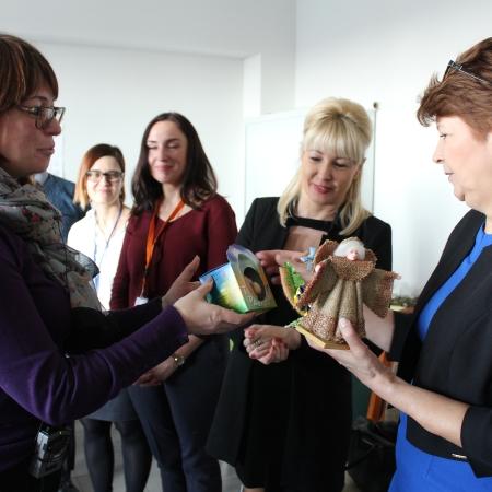 Ukraińscy goście w Powiatowej Poradni Psychologiczno-Pedagogicznej w Płocku