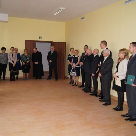 Uroczyste otwarcie Żłobka Samorządowego w Gąbinie
