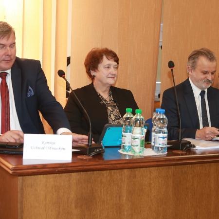 VII Sesja Rady Powiatu w Płocku
