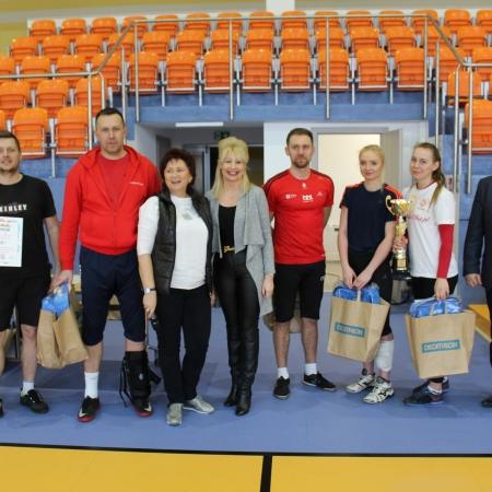 VIII Powiatowy Turniej Piłki Siatkowej Pracowników Oświaty Powiatu Płockiego