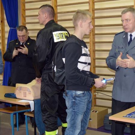 VIII Szkolne Targi Edukacji i Pracy w Zespole Szkół im. Stanisława Staszica w Gąbinie