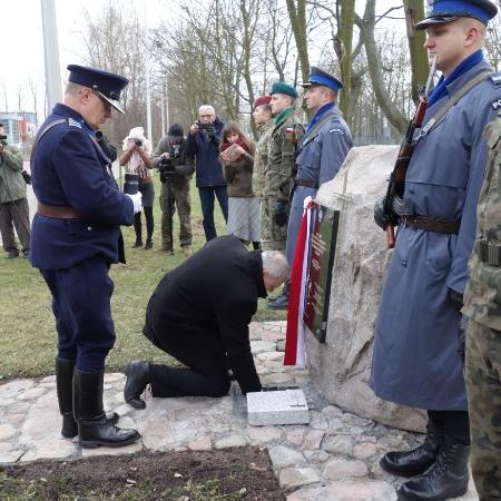 W hołdzie Płockim Policjantom pomordowanym i poległym w obronie Ojczyzny 1918-1940