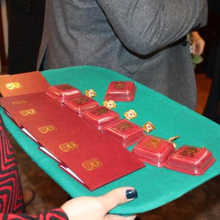 W ZNP w świątecznej atmosferze o reformie oświaty