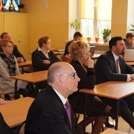 Wyjazdowe posiedzenie Zarządu Powiatu
