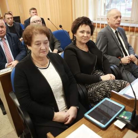 XII sesja Rady Powiatu w Płocku w kadencji 2018 - 2023