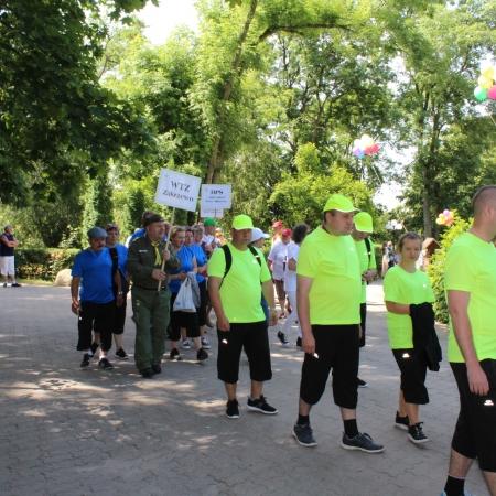 XXVII Letnia Olimpiada Sportowa Osób Niepełnosprawnych w Nowym Miszewie