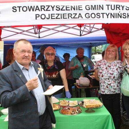 XXVIII Giełda Rolnicza w Łącku przyciągnęła tłumy z całego powiatu!