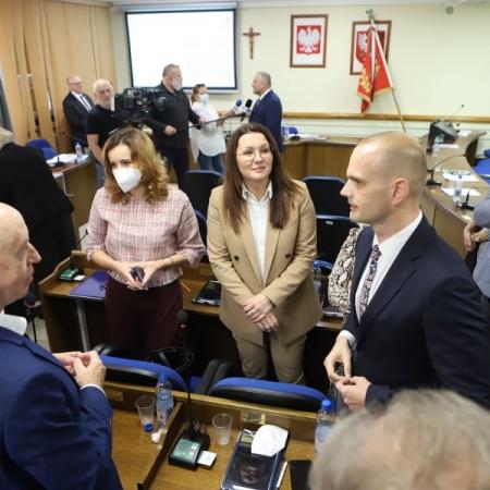 XXVIII Sesja Rady Powiatu