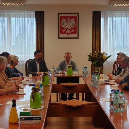 Zarząd Stowarzyszenia Sołtysów