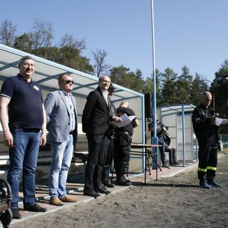 Zawody Sportowo - Pożarnicze OSP w gminach – rozpoczęte!
